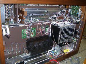 Digital Organ Insides